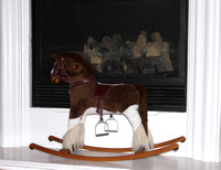 11CD JRR The Antique Rocking Horse CA 121225